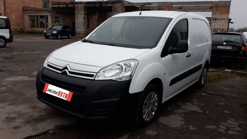 Citroen Berlingo груз