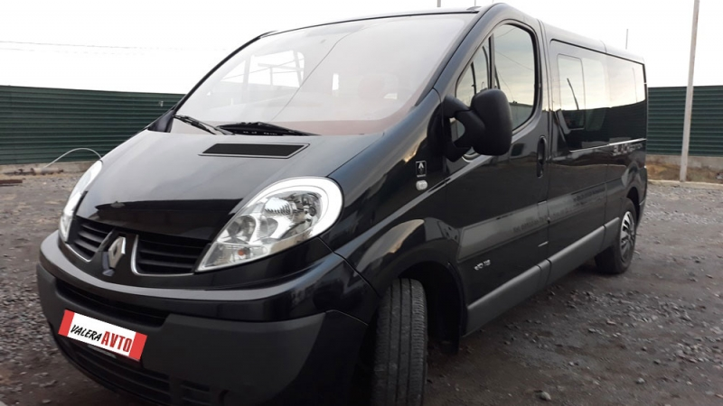 Renault Trafic груз.-пасс